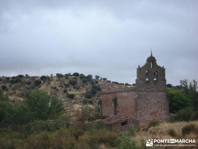 Yacimiento celtíbero de Tiermes y Hoz de Ligos;viajes puente octubre;berrea monfrague